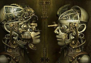 Kazuhiko Nakamura - 3D digital art - | Machinimania | Scoop.it