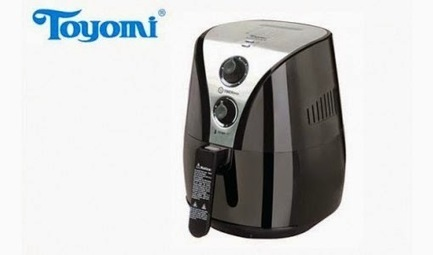 Toyomi Electric Air Fryer At 33% offer at Meritsale.com.s | Online Singapore Shopping | Scoop.it