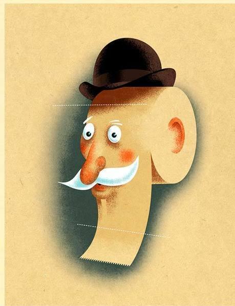 Ilustración e ideas de Douglas Jones, artista destacado | El Mundo del Diseño Gráfico | Scoop.it