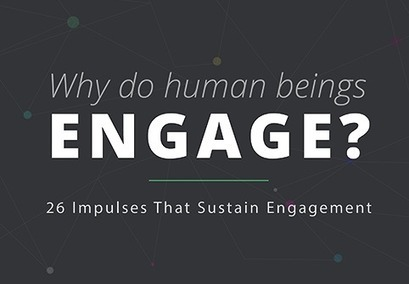 Infographic | Why do Human Beings Engage? | APRENDIZAJE | Scoop.it