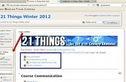 21 Things – Mann | InfuseLearning | Scoop.it