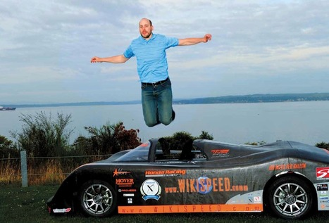 Wikispeed, la première voiture open-source | Innovations, Créations, Solutions... | Scoop.it