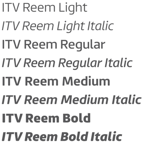 Creative Review - ITV rebrand goes live | Graphic Arts & Design Today | Scoop.it