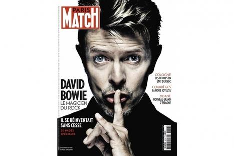 Mort à 69 ans - David Bowie, le magicien aux mille visages | Arts et Culture | Scoop.it
