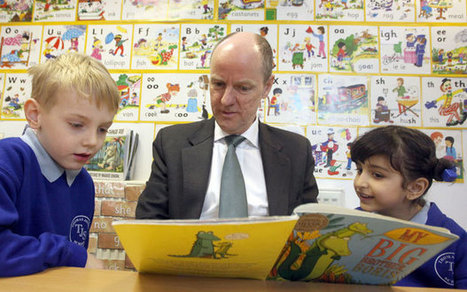 Johnny can read, if only he's given a chance - Telegraph | The Place of Phonics | Scoop.it