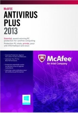 McAfee Antivirus Plus – 3 PC – 2013 | Genuine Software for Business - Discount Sale | Scoop.it