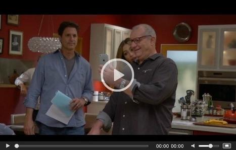 Modern Family, il dietro le quinte dell'episodio girato interamente con iPhone, iPad e Mac   Film and Literature   Scoop.it