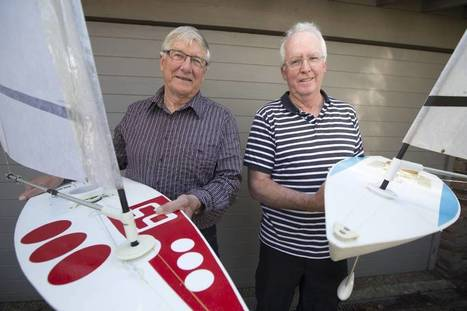 Baulkham Hills sailor Noel McPherson one of 40 competing in Radio Control ... - Cadtle Hills News | Heron | Scoop.it