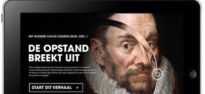 Unlock History-app wint Mercur voor innovatie | Sociale Media in Nederland & België | Nederlands (Tomas Jansma) | Scoop.it