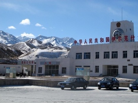 How to Cross the Irkeshtam Border from China to Kyrgyzstan | Chine Actu | Scoop.it
