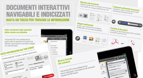 Strumenti commerciali iPad | Powerdocs | iPdf - Pdf interattivi | Scoop.it