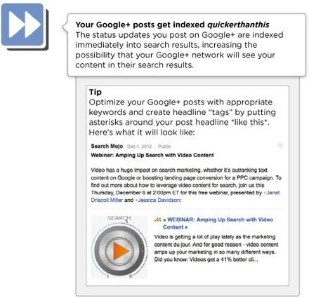 Ce que Google+ peut apporter à votre entreprise en 2013 | Time to Learn | Scoop.it