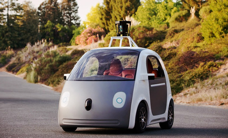 How close are we really to driverless cars?   Future of electric cars   Scoop.it