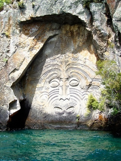 Out & About   Maori Art, Carvings, Paintings and More   Scoop.it