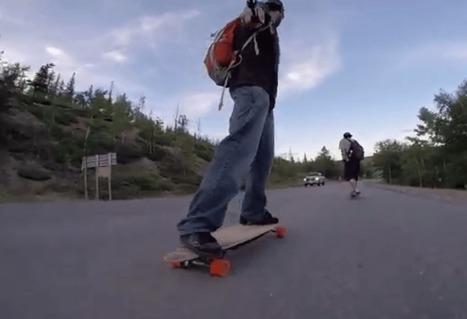 Evolve le skate qui vous fera flotter!   Géneral topic   Scoop.it