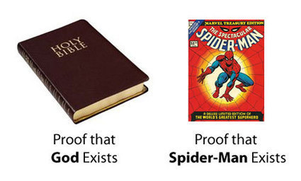"""""""The Spiderman Fallacy"""" 