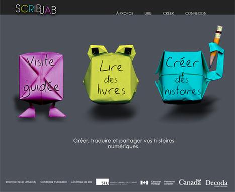 Application IPad pour créer et partager des histoires numériques dans 2 langues différentes | | Art et créativité | Scoop.it