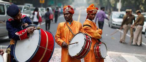 L'Inde humilie ses fraudeurs fiscaux à coups de percussions | L'actualité de la Taxe de Séjour | Scoop.it