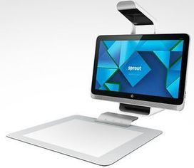 The CAD Insider - HP Sprout Integrates a 3D Scanner   Future of 3D Printing Scanners Biomedical Engineering Technology   Scoop.it