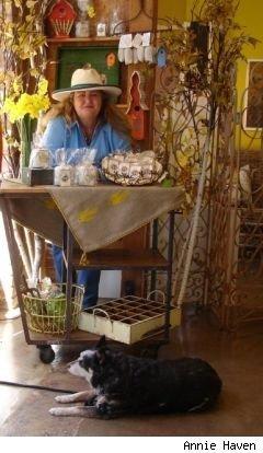 Manure tea bags get constant comment - DailyFinance | Annie Haven | Haven Brand | Scoop.it