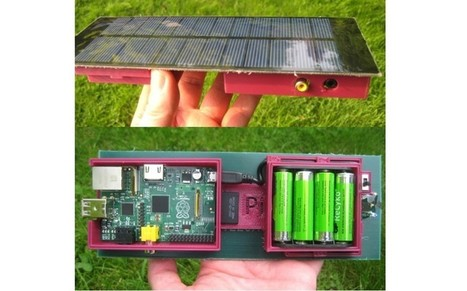 Raspberry Pi: 10 weird innovations - | Raspberry Pi | Scoop.it