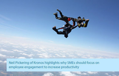 Why SMEs should focus on employee engagement to increase productivity | Success | Scoop.it