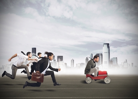 How to go faster   Cultivate. The Power of Winning Relationships   Scoop.it