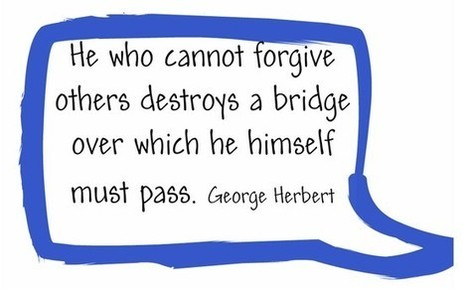 Forgiveness... | Quote for Thought | Scoop.it