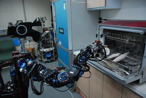 Un robot pour vous aider en cuisine | Actualités robots et humanoïdes | Scoop.it