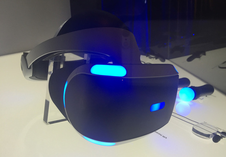 The Bigger Smaller Screen - How Sony Plans to Incorporate Virtual Reality Into Its Film Business | Pervasive Entertainment Times | Scoop.it