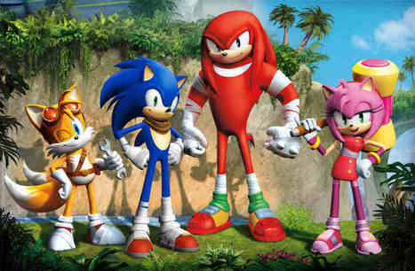 Sega announces new transmedia universe Sonic Boom | Transmedia in the Classroom | Scoop.it