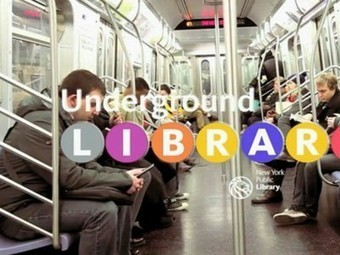 Could a subway swipe & read scheme for smartphones boost visits to public libraries? | InfoTechTeacher | Scoop.it