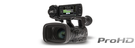 JVC Professional Features page | VideoPro | Scoop.it