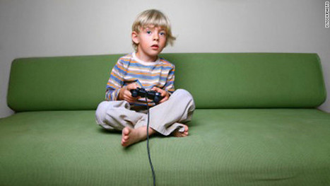 Is media violence damaging to kids? | Teenagers and Technology | Scoop.it