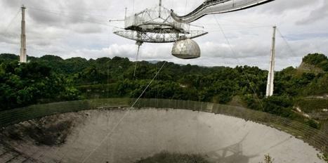 Un signal radio qui viendrait de l'espace intrigue les scientifiques | Remembering tomorrow | Scoop.it