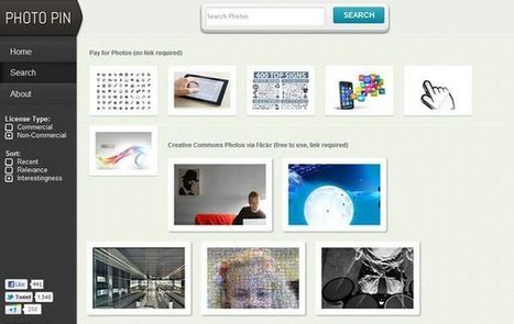 Photo Pin, buscador para imágenes Creative Commons | IncluTICs | Scoop.it