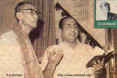 Use of Mohammad Rafi by SD Burman in realistic films   Indian Music   Scoop.it