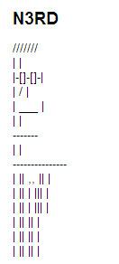 Text Art - Jokes Database | ASCII Art | Scoop.it