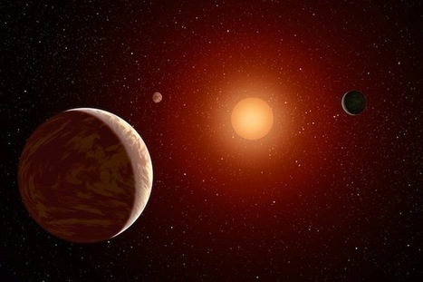 10 Billion Earth-Like Planets May Exist in Our Galaxy | Collateral Websurfing | Scoop.it
