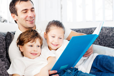 Benefits Of Reading Story Books To Children | Parental Responsibility | Scoop.it