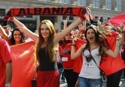Albanie : l'unification nationale plutôt que l'intégration européenne ? - Le Courrier des Balkans | Albanie | Scoop.it
