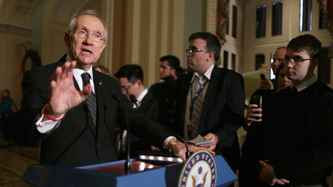 Reid shunts TPA onto slow track | DidYouCheckFirst | Scoop.it