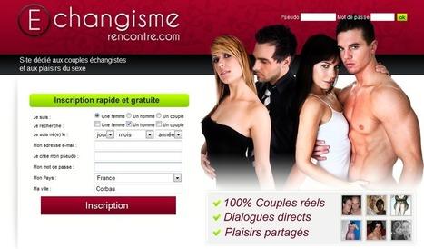 Site pour les couples echangiste en Belgique et en France | Les sites de rencontres:Actualité et nouveautés | Scoop.it
