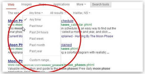 A Visual Guide on How to Refine Google Search | Mobile technology in learning | Scoop.it
