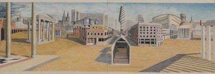 La Tendenza: l'architecture italienne des années 60/80 au Centre Pompidou | The Architecture of the City | Scoop.it