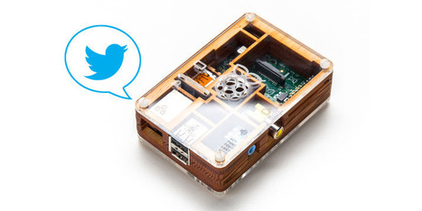 How to Build a Raspberry Pi Twitter Bot   Raspberry Pi   Scoop.it