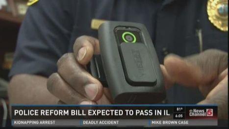 Illinois to pass landmark police bill | Criminal Justice in America | Scoop.it