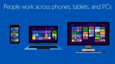 Mouse and keyboard-friendly Windows 8.1 Update arrives April 8 | Nonprofit Tech | Scoop.it