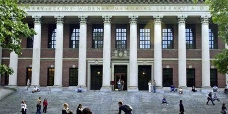 Les universités occidentales en perte de vitesse, selon le classement «Times Higher Education» | actu-formation | Scoop.it