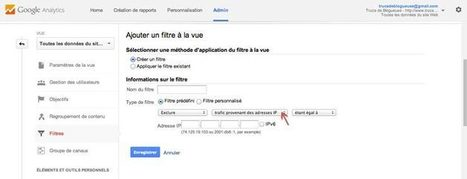 Comment installer Google Analytics sur son blog - | SI mon projet TIC | Scoop.it
